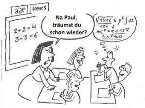 Karikatur-Frage