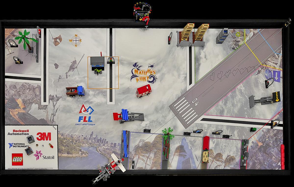 Lego Robotik Europagymnasium Auhof