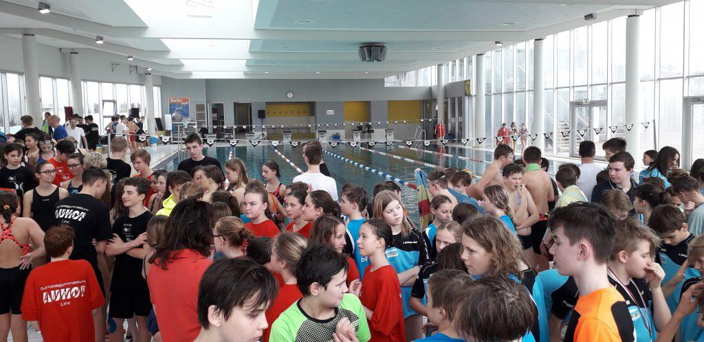 Schwimmlandesmeisterschaften 2019
